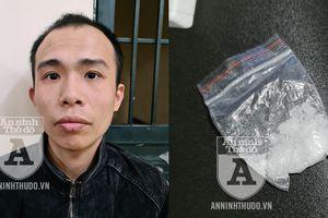 Đối tượng nói dối 'giấu đầu hở đuôi' khi bị CSCĐ phát hiện ma túy