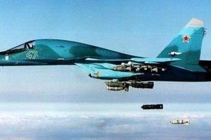 Không quân Nga tiếp tục dội bom càn quét IS ở miền Trung Syria