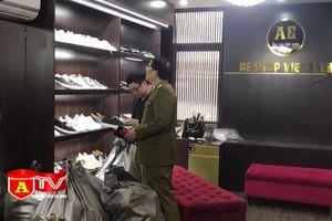 Phát hiện gần 5.000 sản phẩm giả mạo nhãn hiệu tại một cơ sở thuộc chuỗi AE Shop Việt Nam