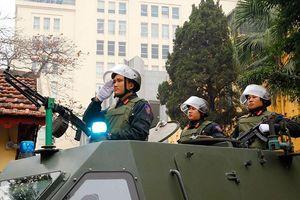 Đảm bảo an toàn tuyệt đối cho Đại hội XIII của Đảng
