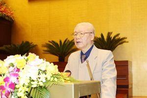 Tổng bí thư, Chủ tịch nước dự hội nghị về công tác bầu cử