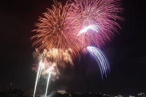 7 điểm bắn pháo hoa tết Tân Sửu ở Bạc Liêu