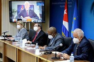 EU - Cuba thúc đẩy hợp tác song phương