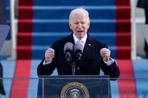 Ông Biden 'ghi điểm' với bài phát biểu kêu gọi đoàn kết