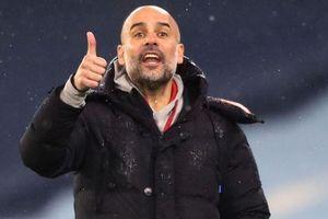 Man City đẩy Liverpool xuống thứ 4