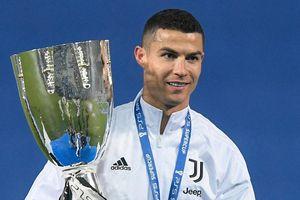 Juventus vô địch Siêu cúp Italy