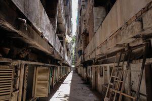 Phó chủ tịch TP.HCM: 'Cưỡng chế chung cư hư hỏng nặng là cần thiết'