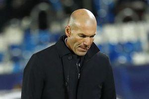 Real bị đội hạng ba loại khỏi Cúp Nhà vua