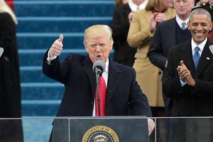 Ai là người viết diễn văn nhậm chức cho tổng thống Mỹ