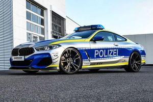 BMW 8-Series phiên bản độ giống xe cảnh sát mạnh 621 mã lực