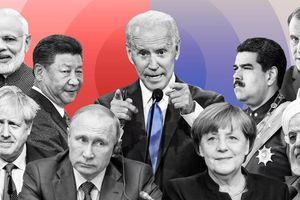 Châu Âu chờ đợi 'bình minh mới' với Tổng thống Biden