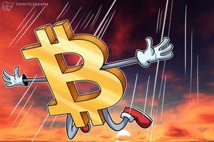 Giá Bitcoin lại giảm về dưới 33.000 USD