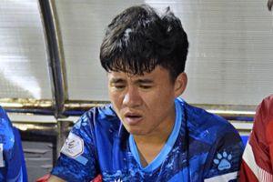 Phan Thanh Hậu: 'Pha bóng ấy trúng thì tôi gãy chân'