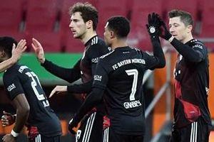 Vòng 17 Bundesliga: Bayern chính thức vô địch lượt đi