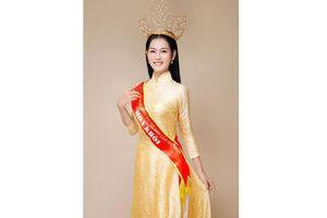 Lê Thị Tường Vy đăng quang Hoa khôi Sinh viên Việt Nam 2020