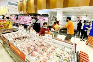 Không thiếu nguồn hàng thực phẩm tươi sống dịp Tết Tân Sửu 2021
