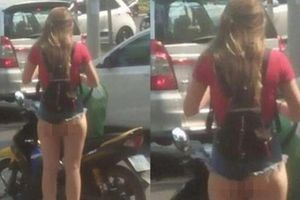 Thảm họa quần jeans 'khó đỡ' của gái xinh xuống phố