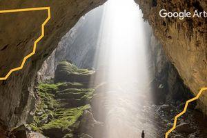 Hang Sơn Đoòng, thắng cảnh tự nhiên nổi bật trên Google Arts&Culture