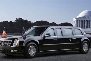 Bí mật xe 'Quái thú' an toàn nhất hành tinh của Tổng thống Mỹ
