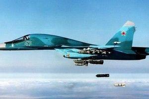 Nga dội hỏa lực vào nơi ẩn náu của IS tại Syria