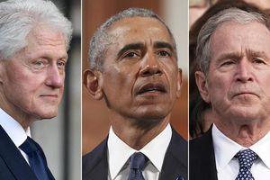 3 cựu tổng thống Mỹ gửi thông diệp gì đến ông Joe Biden?