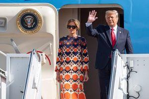 Không dự lễ nhậm chức, ông Donald Trump vẫn gửi lời chúc thành công tới chính quyền tân Tổng thống Joe Biden