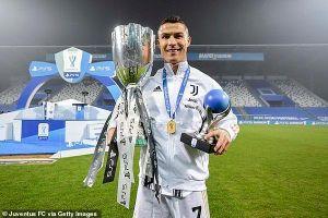 'Quỷ đỏ' đòi lại vị trí số 1 Premier League, Ronaldo 'xô đổ' kỷ lục