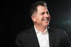 Hành trình khởi nghiệp của tỉ phú Michael Dell