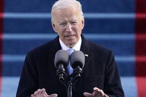 Ông Joe Biden nắm lấy quyền Tổng thống để đối đầu với một mùa đông 'hiểm họa'