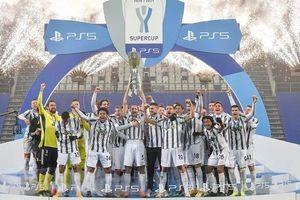 Ronaldo tỏa sáng, Juventus giành Siêu cúp Italia