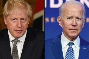 Lãnh đạo các nước chúc mừng ông Biden nhậm chức tổng thống Mỹ
