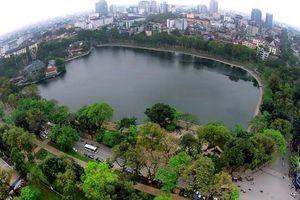 Bí thư Hà Nội đề nghi tổ chức phố đi bộ mới quanh hồ Thiền Quang