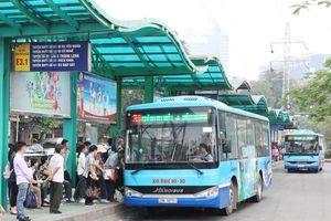 Điều chỉnh lộ trình 19 tuyến xe buýt phục vụ Đại hội Đảng toàn quốc