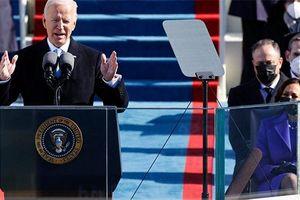 TT Biden phát biểu nhậm chức, kêu gọi chấm dứt 'nội chiến', bảo vệ sự thật