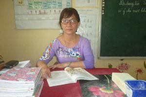 Cô giáo tiểu học Long An được phong tặng Nhà giáo Nhân dân năm 2020