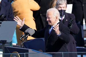 Tân Tổng thống Mỹ kêu gọi sự đoàn kết để vượt qua khó khăn
