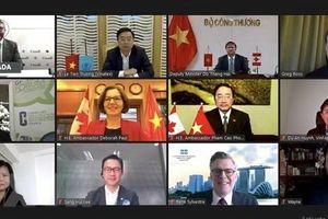 Việt Nam-Canada có tiềm năng lớn phát triển quan hệ thương mại, đầu tư