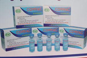 Nghiên cứu thử nghiệm lâm sàng vắcxin COVIVAC phòng COVID-19