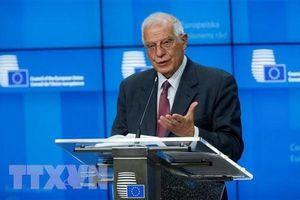 EU, Thổ Nhĩ Kỳ kỳ vọng vào tiến triển trong quan hệ song phương
