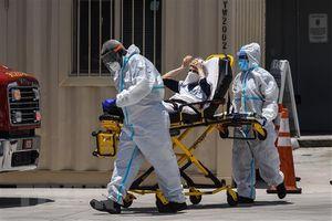 Dịch COVID-19: Mexico ghi nhận số ca tử vong trong ngày cao kỷ lục