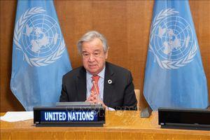 Liên hợp quốc kêu gọi Mỹ thực thi các mục tiêu tham vọng về khí hậu