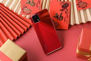 Smartphone chip S480 5G, RAM 6 GB, pin 5.000 mAh, giá hơn 6 triệu đồng