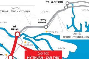 Kiểm chặt tiến độ, chất lượng cao tốc Mỹ Thuận - Cần Thơ ngay từ đầu