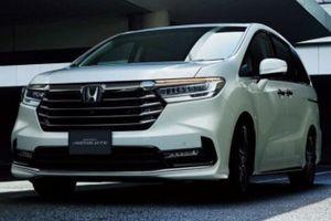 Honda Odyssey 2021 ra mắt tại Thái Lan, giá từ 2,08 tỷ đồng