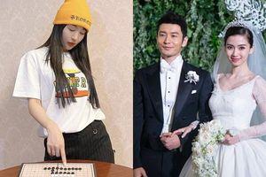 Chờ vợ chồng Huỳnh Hiểu Minh lục đục, tình cũ của anh nói 1 câu khiến dân mạng sôi sục