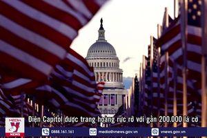 Những hình ảnh ấn tượng trong lễ nhậm chức của Tổng thống Mỹ Joe Biden