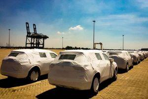 Hơn 2.500 ô tô các loại 'đặt chân' về nước trong 15 ngày đầu năm 2021