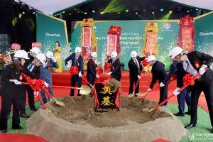 'Đại gia' Hồng Kông rót 2.300 tỷ xây nhà máy chế tạo thiết bị điện tử thông minh tại Nghệ An