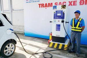 Đà Nẵng: Đến năm 2030 sẽ xây dựng được 300 trạm sạc ô tô điện