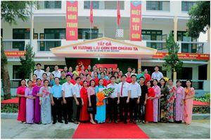 Hà Giang: Trường Tiểu học và THCS Xuân Giang (Quang Bình) xã hội hóa giáo dục góp phần xây dựng trường chuẩn Quốc gia
